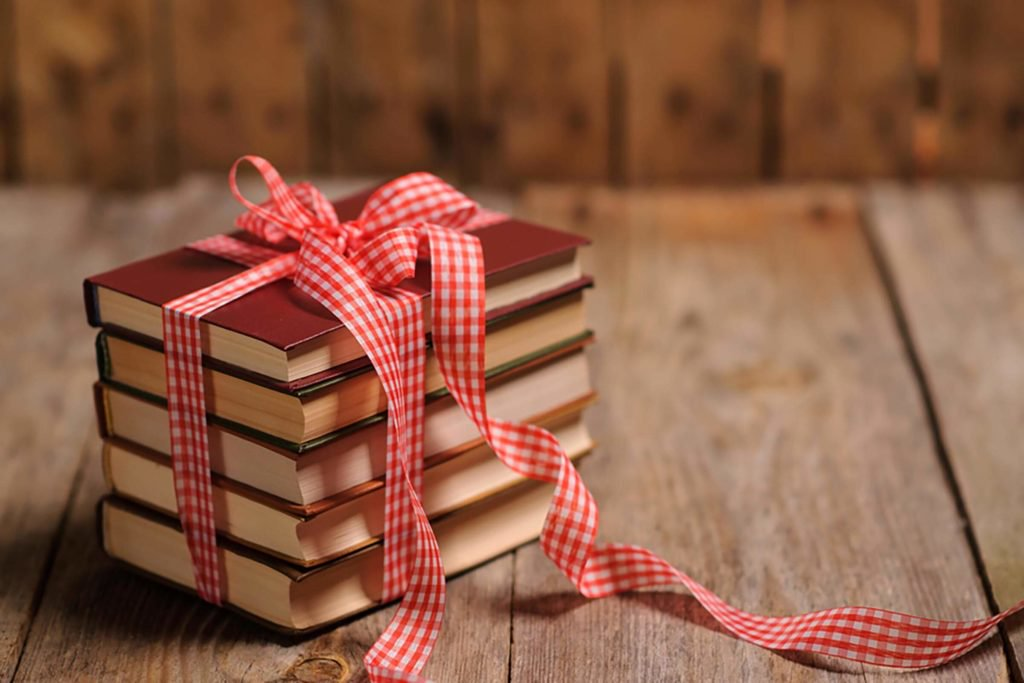 Award-Winning Books You Make as a Gift